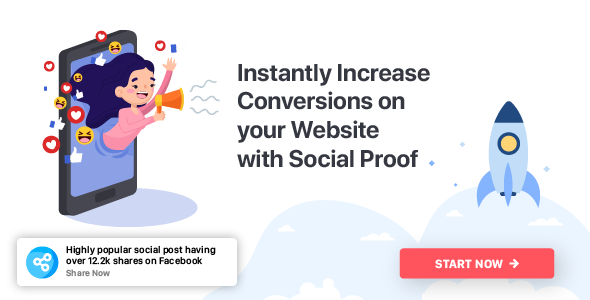 Social Proof Notifications Add-on for Easy Social Share Buttons
