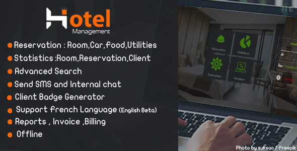 HMS | Hotel Management Software