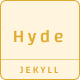 Hyde | Minimal Blog Theme - ThemeForest Item for Sale