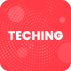 Teching | Coaching PSD Template
