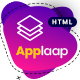 AppLaap   App Landing HTML Template - ThemeForest Item for Sale
