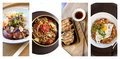 Collage of Asian dishes and meals - PhotoDune Item for Sale