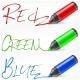 Felt Tip Pen Scribbled Type - GraphicRiver Item for Sale