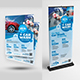 Car Wash Flyer with Rollup Banner Bundle - GraphicRiver Item for Sale