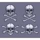 Human Skulls Vector Set - GraphicRiver Item for Sale