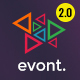 Evont - Event And Conference WordPress Theme - ThemeForest Item for Sale