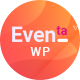 Eventa | Event Conference WordPress Theme - ThemeForest Item for Sale