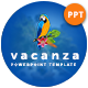 Vacanza Holiday Presentation Template - GraphicRiver Item for Sale