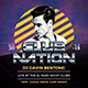 Club Nation Flyer - GraphicRiver Item for Sale