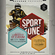 Sport Flyer / Poster - GraphicRiver Item for Sale