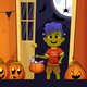 Trick or Treat Kid - GraphicRiver Item for Sale