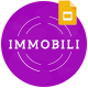 Immobili - Clean Google Slides Template - GraphicRiver Item for Sale
