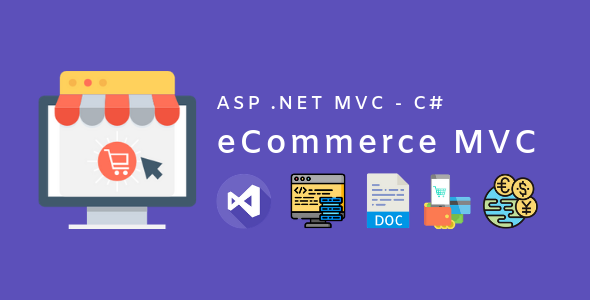 eCommerce Website Project in ASP .Net MVC C# - eCommerce MVC