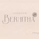 Bernitha Angelica Berkeley - GraphicRiver Item for Sale