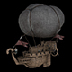 Airship LowPoly - 3DOcean Item for Sale
