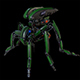 Robot mosquito Lowpoly - 3DOcean Item for Sale