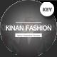 Kinan Fashion Keynote Template - GraphicRiver Item for Sale