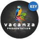 Vacanza Holiday Keynote Template - GraphicRiver Item for Sale