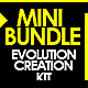 Mini Bundle – Charles Brown's Evolution Creation Kit - GraphicRiver Item for Sale