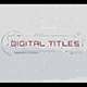 Quanta / Titles of the Future - VideoHive Item for Sale