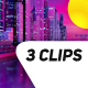 City Night Driving - VideoHive Item for Sale