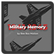 Military Memory - VideoHive Item for Sale