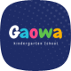 Gaowa - Kindergarten & Baby Care HTML Template - ThemeForest Item for Sale