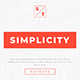 Simplicity Multipurpose Keynote Template - GraphicRiver Item for Sale