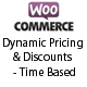 Woocommerce Dynamic Pricing & Discounts - Time Based - CodeCanyon Item for Sale