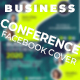 Business Conference Facebook Cover - GraphicRiver Item for Sale