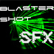 Blaster Shot and Ricochet SFX