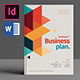 Business Plan Template - GraphicRiver Item for Sale