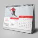 Desk Calendar 2020 - GraphicRiver Item for Sale