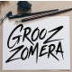 Grooz Zomera Brush Font - GraphicRiver Item for Sale