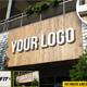 Wooden Store Logo Mockups - GraphicRiver Item for Sale