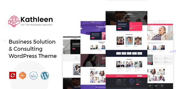 WordPress Business Themes from ThemeForest