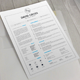 Clean Resume CV Template - GraphicRiver Item for Sale
