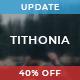 Tithonia - WordPress Blog Theme - ThemeForest Item for Sale