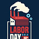 Labor Day Event Flyer - GraphicRiver Item for Sale