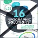 Infographic Solutions. Part 21 - GraphicRiver Item for Sale