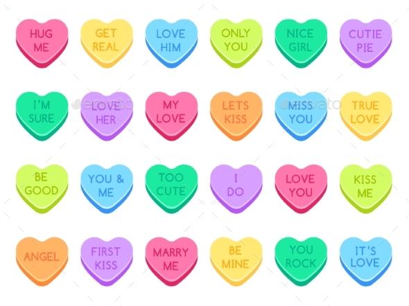 Sweetheart Candy
