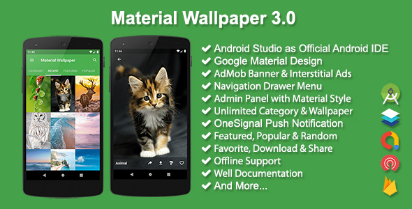 Android Full Applications from CodeCanyon