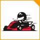 Baby Kart Logo - GraphicRiver Item for Sale