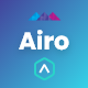 Airo - Minimal Theme for Ghost - ThemeForest Item for Sale