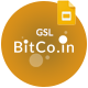 Bitcoin Google Slides Template - GraphicRiver Item for Sale