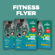 GYM Fitness Flyer - GraphicRiver Item for Sale