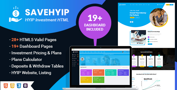 Professional Corporate HTML Website Templates