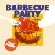 Barbecue Party Flyer Set - GraphicRiver Item for Sale