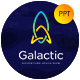 Galactic Space Presentation Template - GraphicRiver Item for Sale