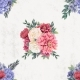 Watercolor Floral Seamless Pattern. Hand Painted - GraphicRiver Item for Sale
